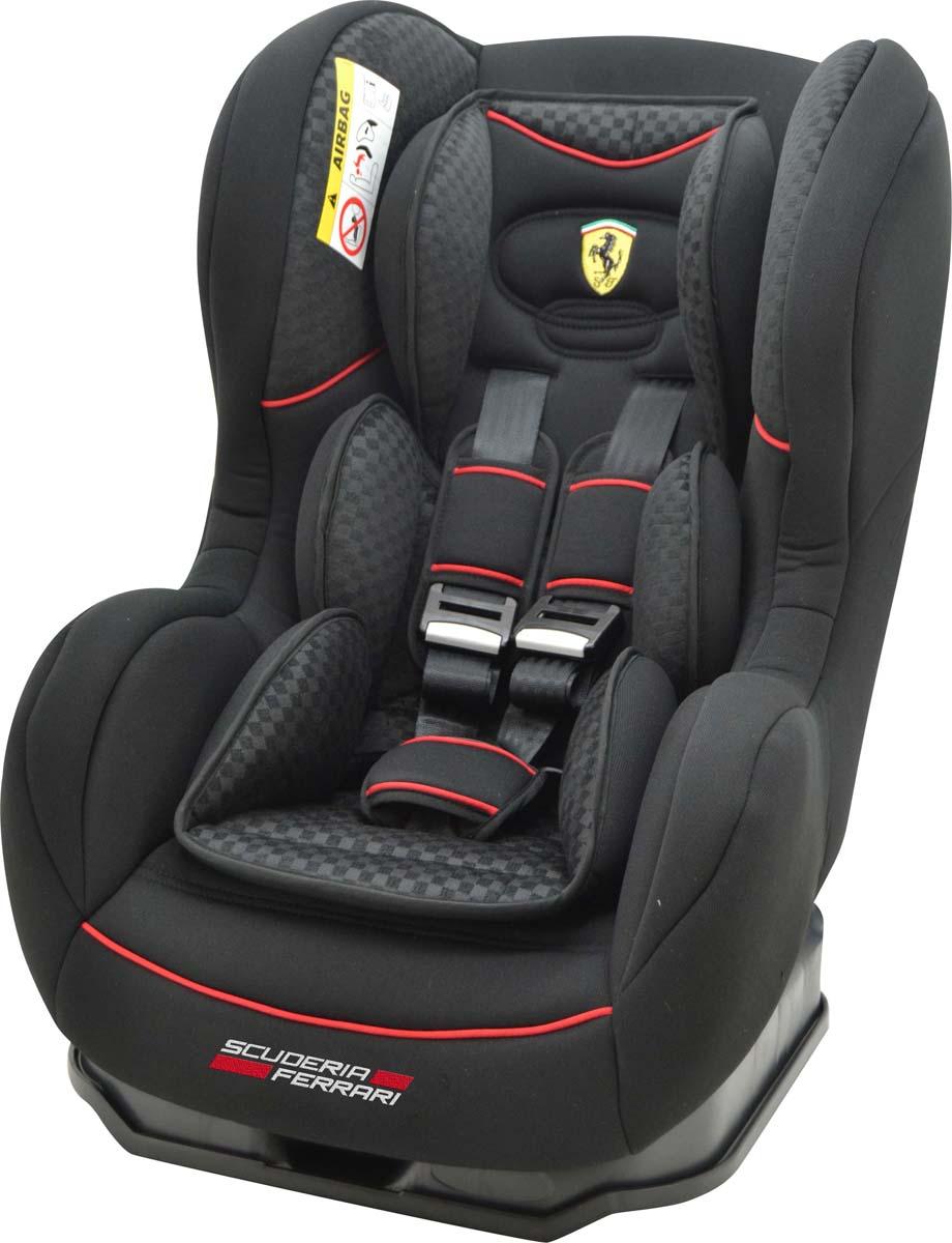 Ferrari Автокресло Cosmo SP Ferrari цвет черный от 0 до 18 кг -  Автокресла и аксессуары