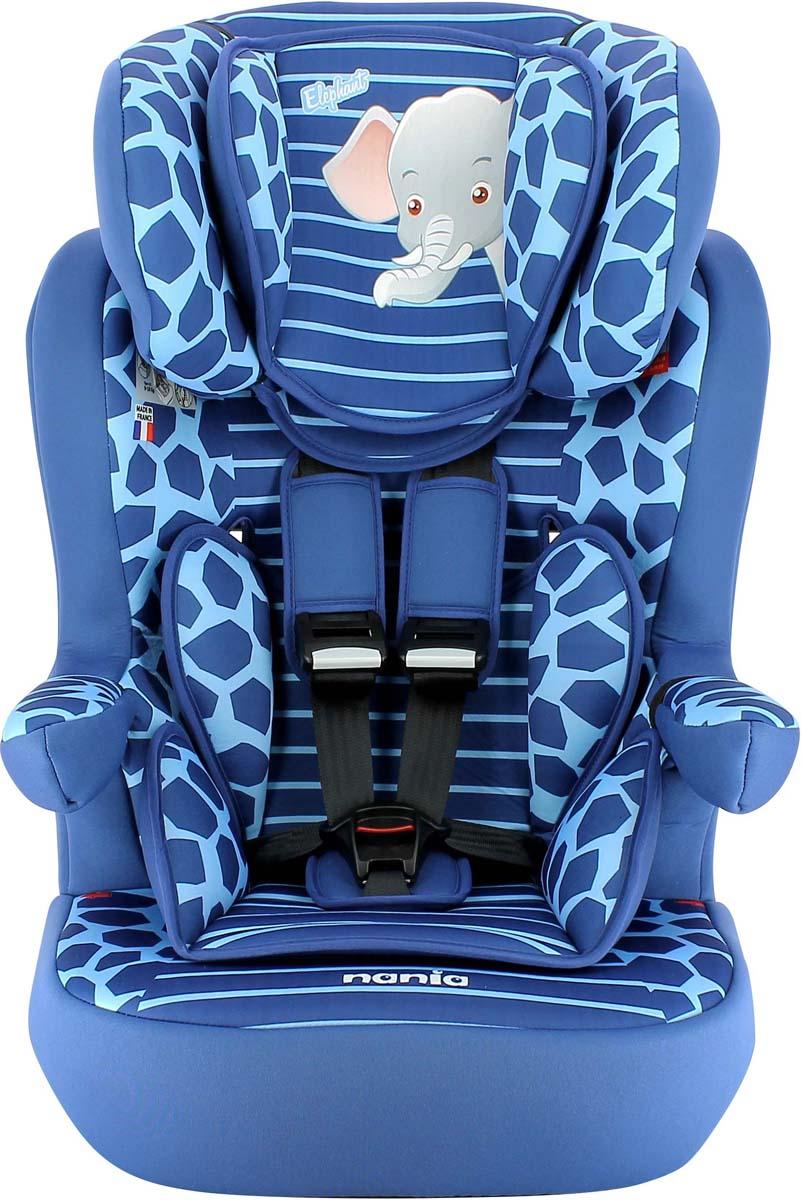 Nania Автокресло I до max SP Elephant от 9 до 36 кг -  Автокресла и аксессуары