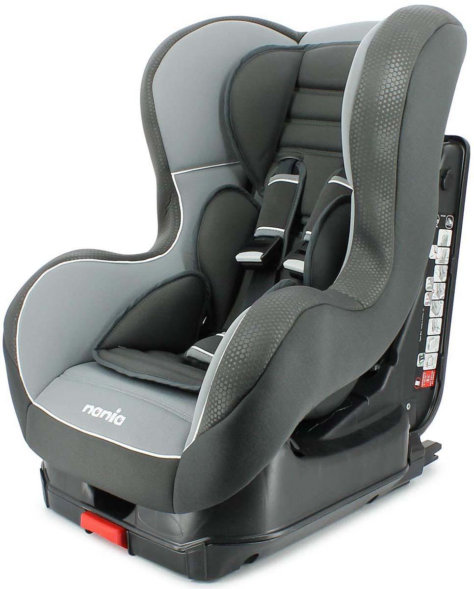 Nania Автокресло Cosmo SP LX Isofix Shadow от 0 до 18 кг -  Автокресла и аксессуары