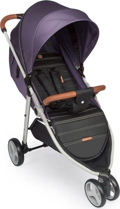 Happy Baby Коляска прогулочная Ultima V2 цвет фиолетовый -  Коляски и аксессуары