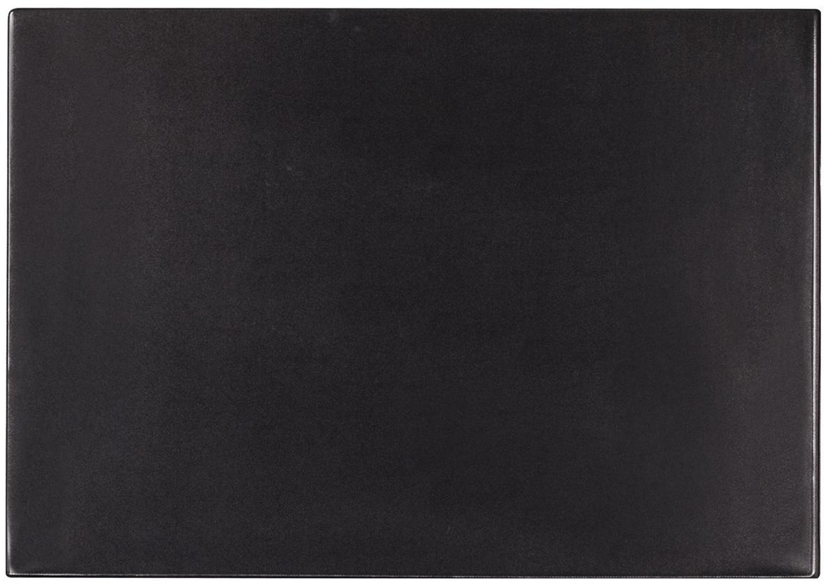 Brauberg Настольное покрытие с прозрачным карманом цвет черный 45 х 65 см -  Аксессуары для труда