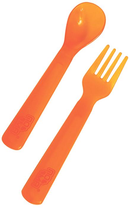 ПОМА Ложка и вилка для кормления -  Все для детского кормления