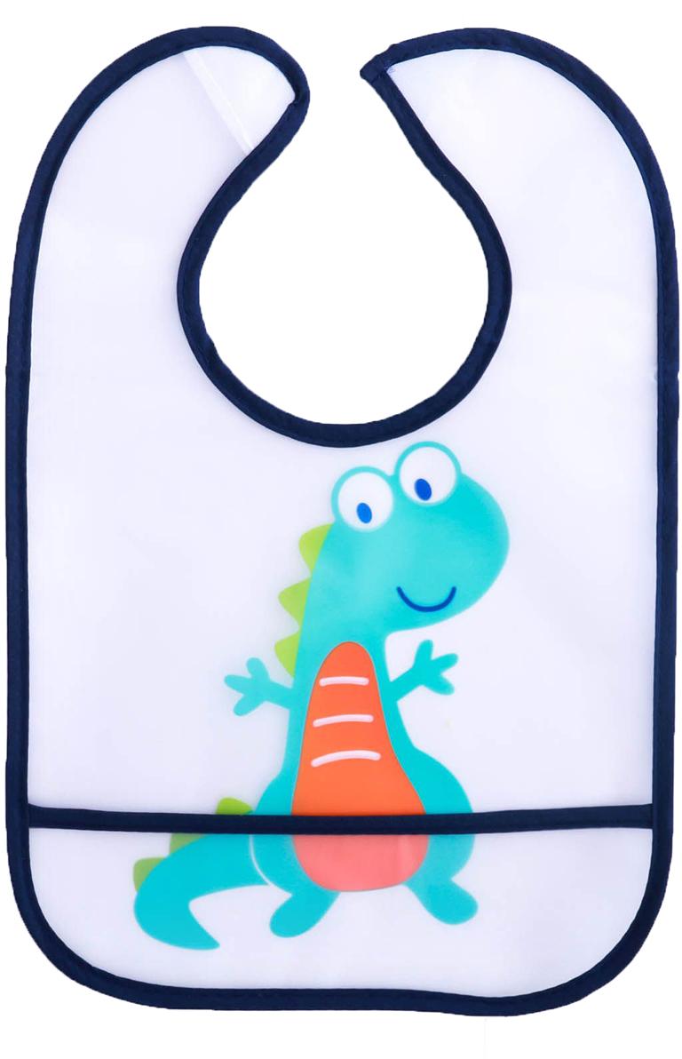Mum&Baby Нагрудник Динозаврик 2315331 -  Все для детского кормления