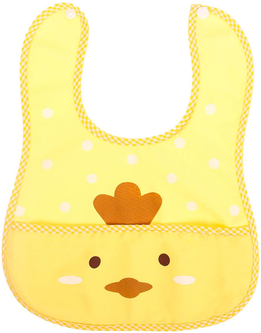 Нагрудник цвет желтый 2849367 -  Все для детского кормления