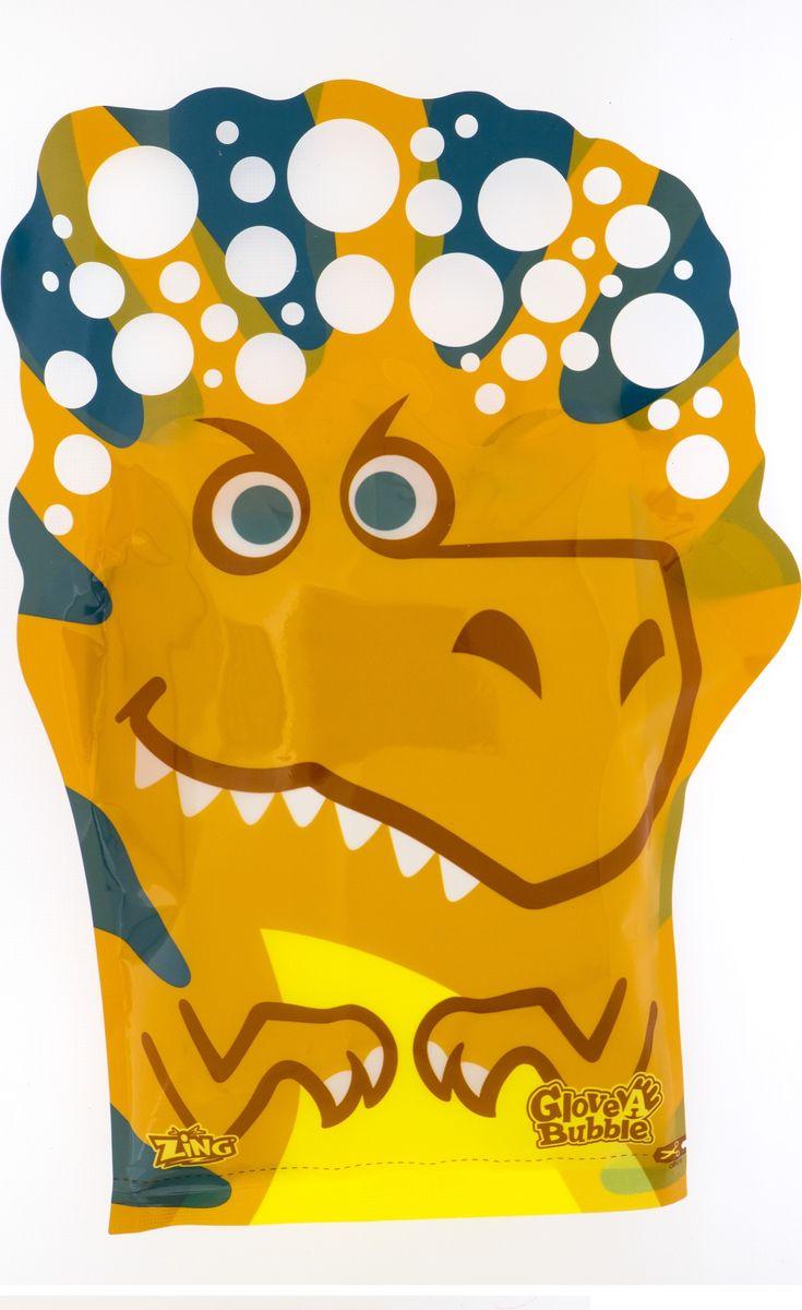 Glove-A-Bubbles Мыльные пузыри Тираннозавр Рекс -  Мыльные пузыри