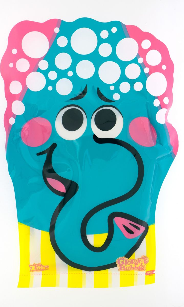 Glove-A-Bubbles Мыльные пузыри Слон -  Мыльные пузыри