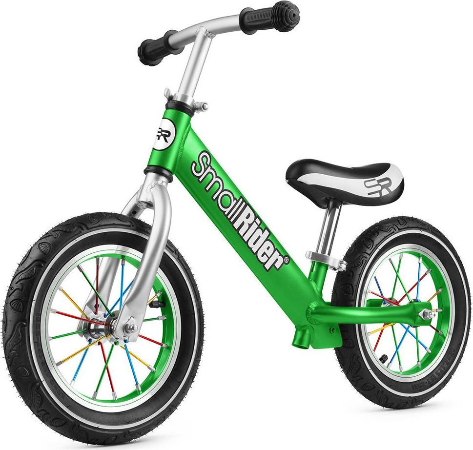 Small Rider Беговел детский Sport Victory Nutrition Foot Racer Air цвет зеленый -  Беговелы