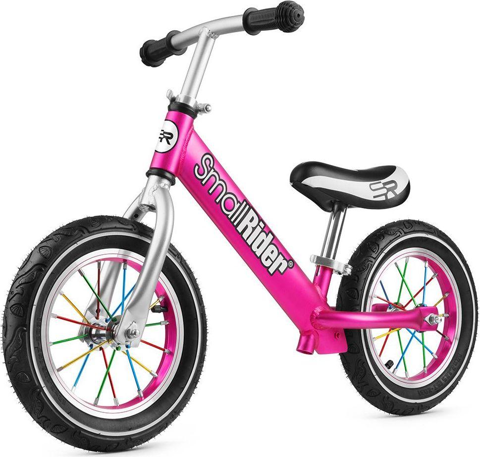 Small Rider Беговел детский Sport Victory Nutrition Foot Racer Air цвет пурпурный -  Беговелы