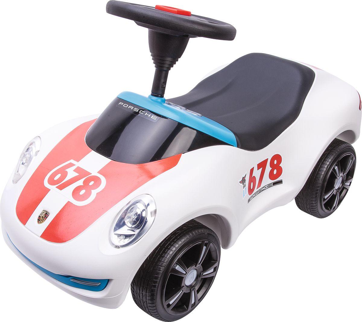 Машинка-каталка Big Premium Porsche -  Каталки, понициклы