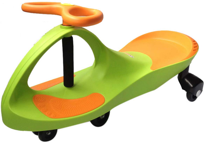 Everflo Машинка-каталка Smart Car Olive М001-3 -  Каталки, понициклы