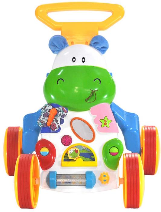 Everflo Игровой центр-ходунок Happy Hippo HS0287737 -  Ходунки, прыгунки, качалки