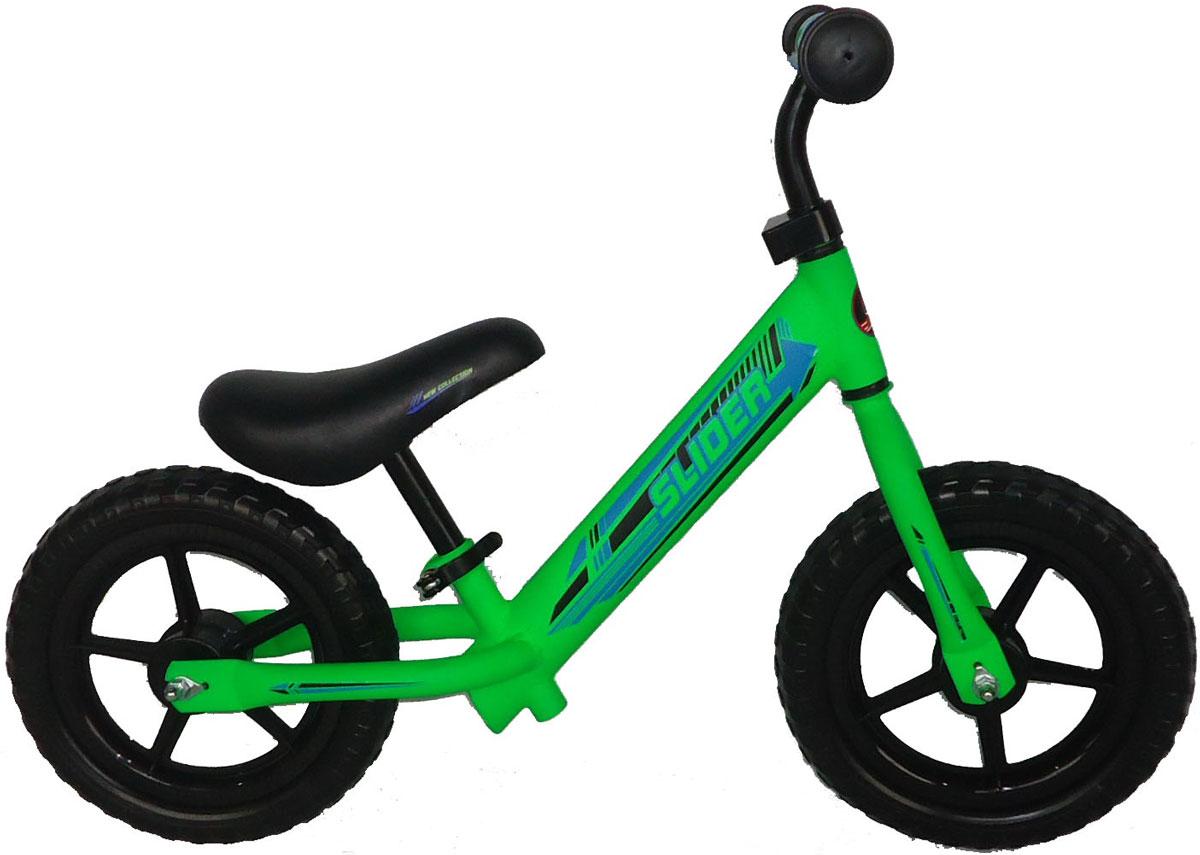 Беговел детский Slider цвет зеленый -  Беговелы
