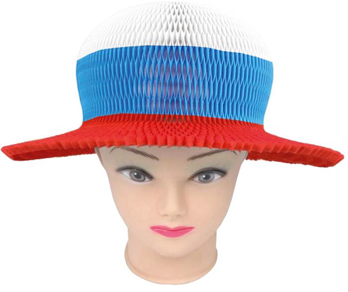 Action! Шляпа карнавальная Российский триколор -  Колпаки и шляпы