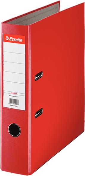Esselte Папка-регистратор Economy обложка 75 мм цвет красный -  Папки