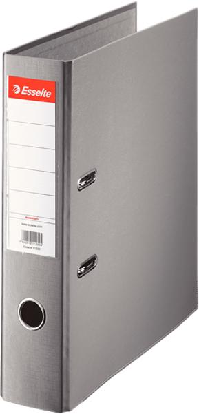 Esselte Папка-регистратор Economy обложка 75 мм цвет серый -  Папки