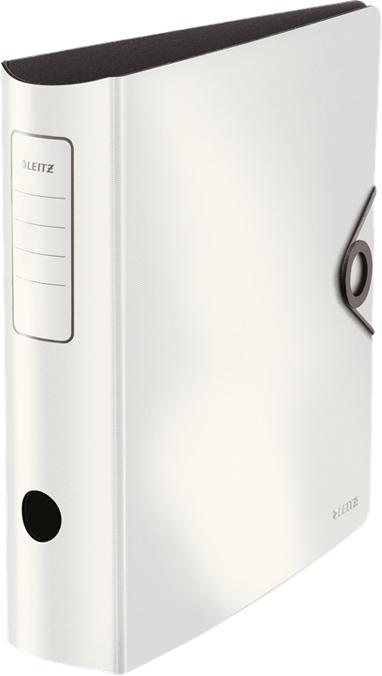 Leitz Папка-регистратор Active Solid обложка 82 мм цвет белый -  Папки