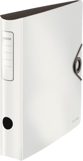 Leitz Папка-регистратор Active Solid обложка 65 мм цвет белый -  Папки