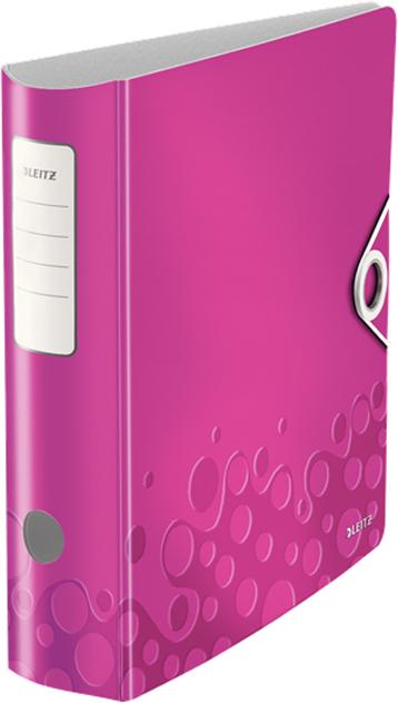 Leitz Папка-регистратор 180° Active WOW обложка 82 мм цвет розовый -  Папки