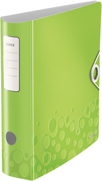Leitz Папка-регистратор 180° Active WOW обложка 82 мм цвет зеленый -  Папки
