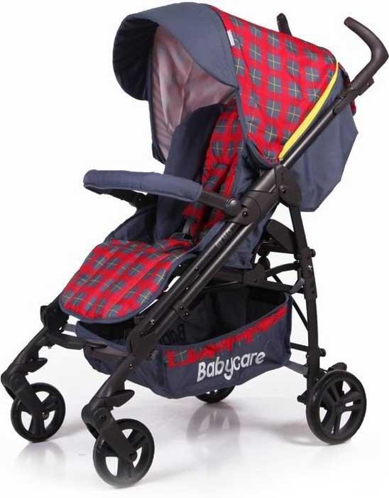 Baby Care Коляска-трость GT4 цвет красный -  Коляски и аксессуары