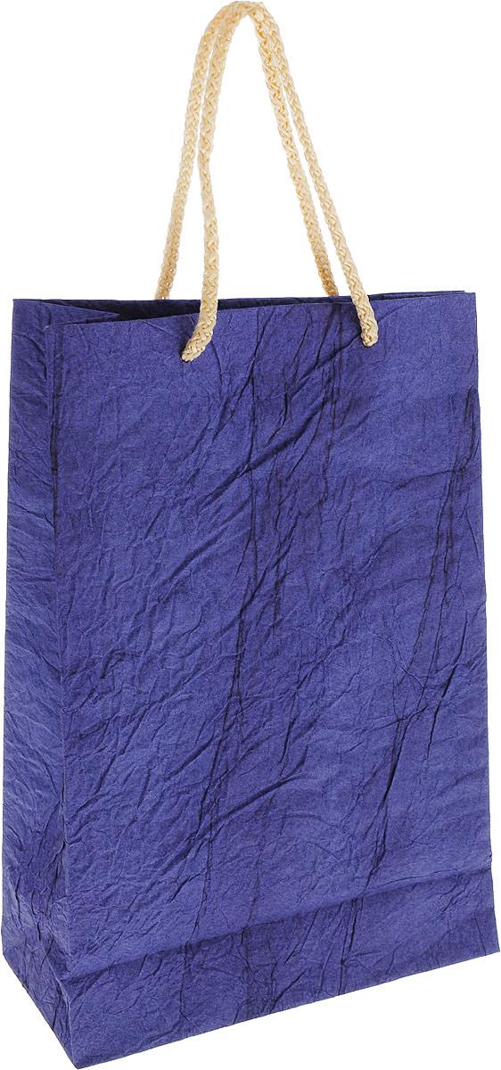 Пакет подарочный  Дизайнерский , 28 х 17 х 7 см. 2728081 цвет: фиолетовый -  Подарочная упаковка