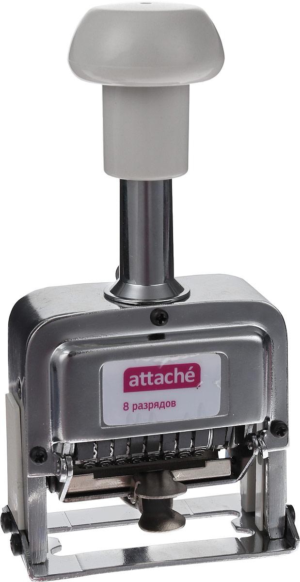 Attache Нумератор восьмиразрядный 4,8 мм -  Печати, штампы
