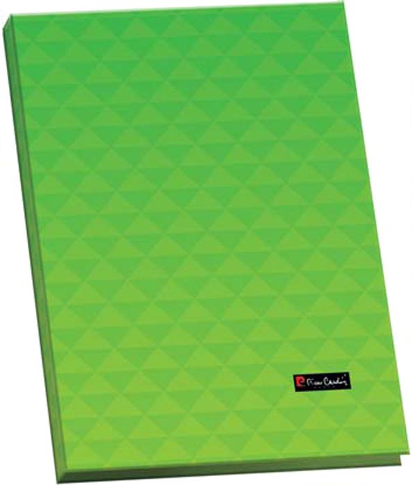 Pierre Cardin Папка-скоросшиватель Geometrie формат А4 цвет зеленый -  Папки