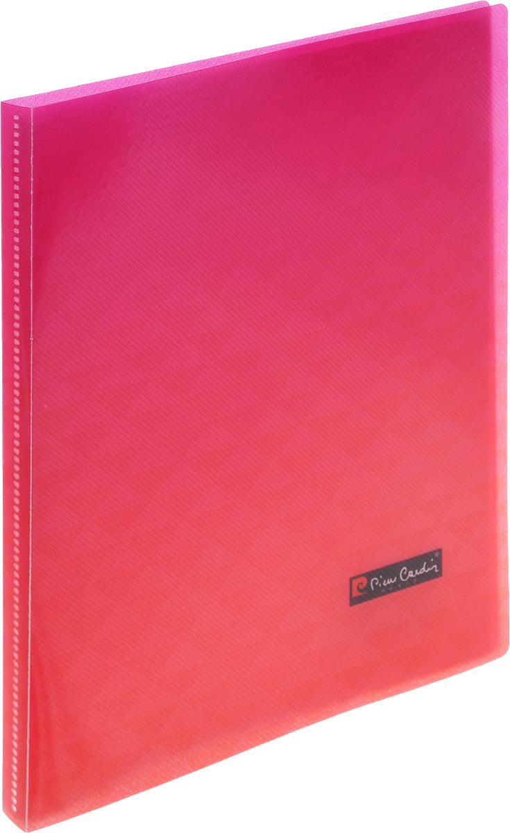Pierre Cardin Папка-каталог Geometrie Pink 20 листов -  Папки