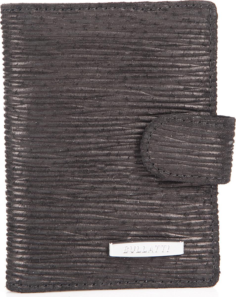 Визитница женская Bullatti, цвет: черный. 2107L-F70 -  Визитницы