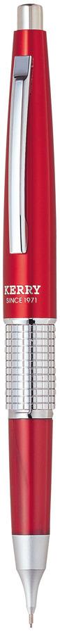 Карандаш автоматический Pentel Kerry, толщина 0,5 мм, цвет корпуса: красный -  Карандаши