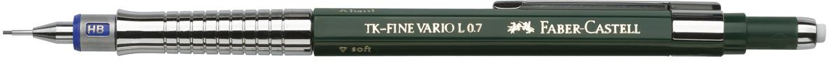 Карандаш механический Faber-Castell Tk-Fine Vario L, 0,7 мм -  Карандаши