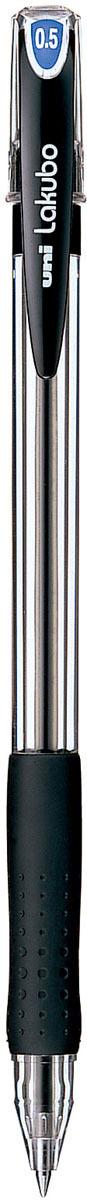 Набор ручек шариковых Uni, Lakubo SG-100, цвет чернил: черный, 0,5 мм. 12 шт -  Ручки