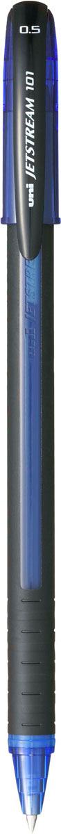 Набор ручек шариковых Uni, Jetstream SX-101-05, цвет чернил: синий, 12 шт -  Ручки