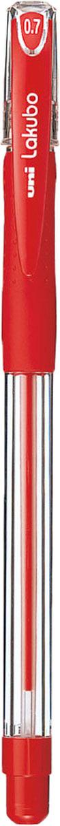 Набор ручек шариковых Uni, Lakubo SG-100, цвет чернил: красный, 0,7 мм. 12 шт -  Ручки