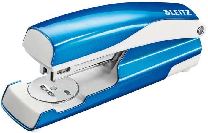 Степлер канцелярский Leitz Nexxt, №24/6, цвет: синий -  Степлеры, дыроколы