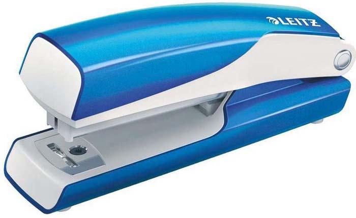 Степлер канцелярский Leitz Nexxt, №10, цвет: синий -  Степлеры, дыроколы