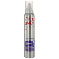"""Фото Пена для укладки длинных волос """"Wella Forte"""", максимальная фиксация, 200 мл. Купить  в РФ"""