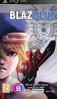 Фото BlazBlue: Calamity Trigger (PSP). Купить  в РФ