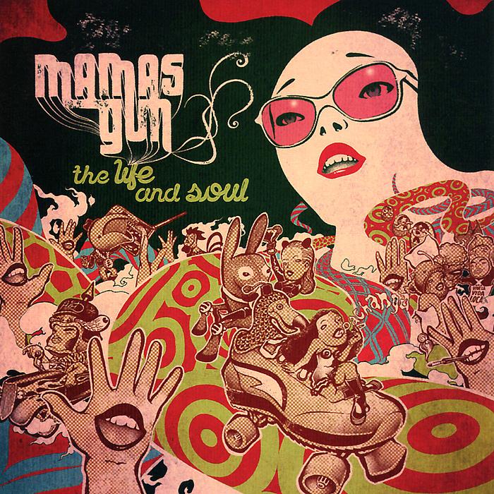 "Фото ""Mamas Gun"" Mamas Gun. The Life And Soul. Купить  в РФ"