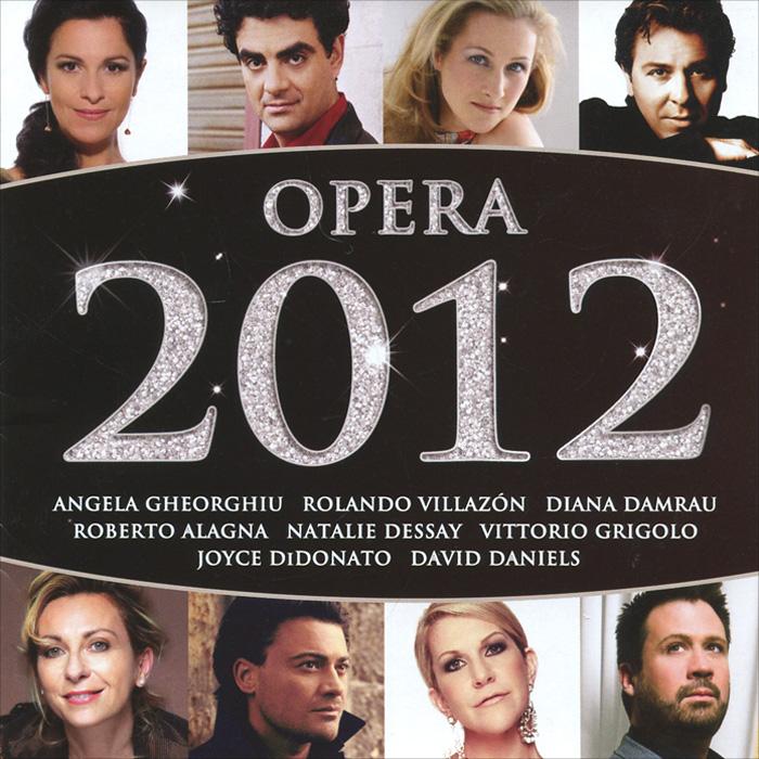 Фото Дэвид Дэниэлс,Orchestra Of The Age Of Enlightenment,Джойс Дидонато,Mahler Chamber Orchestra,Даниэль Хардинг,Дайана Дамрау,Munchner Rundfunkorchester Opera 2012 (2 CD). Купить  в РФ