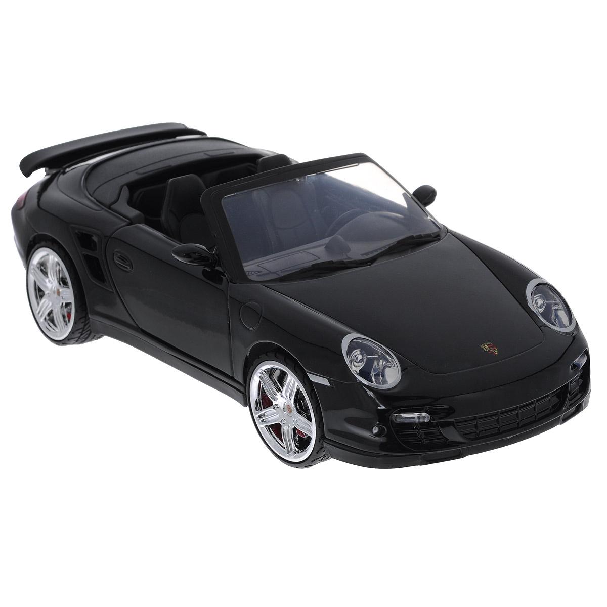 Фото MotorMax Модель автомобиля Porsche 911 Turbo Cabriolet. Купить  в РФ