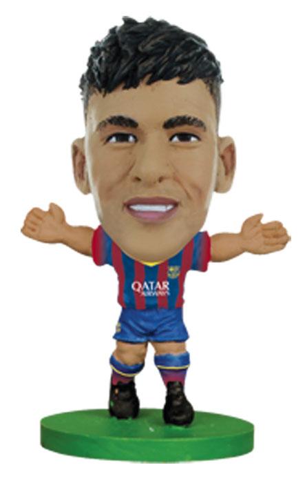 """Фото Soccerstarz Фигурка футболиста FC Barcelona """"Neymar Jr"""". Купить  в РФ"""