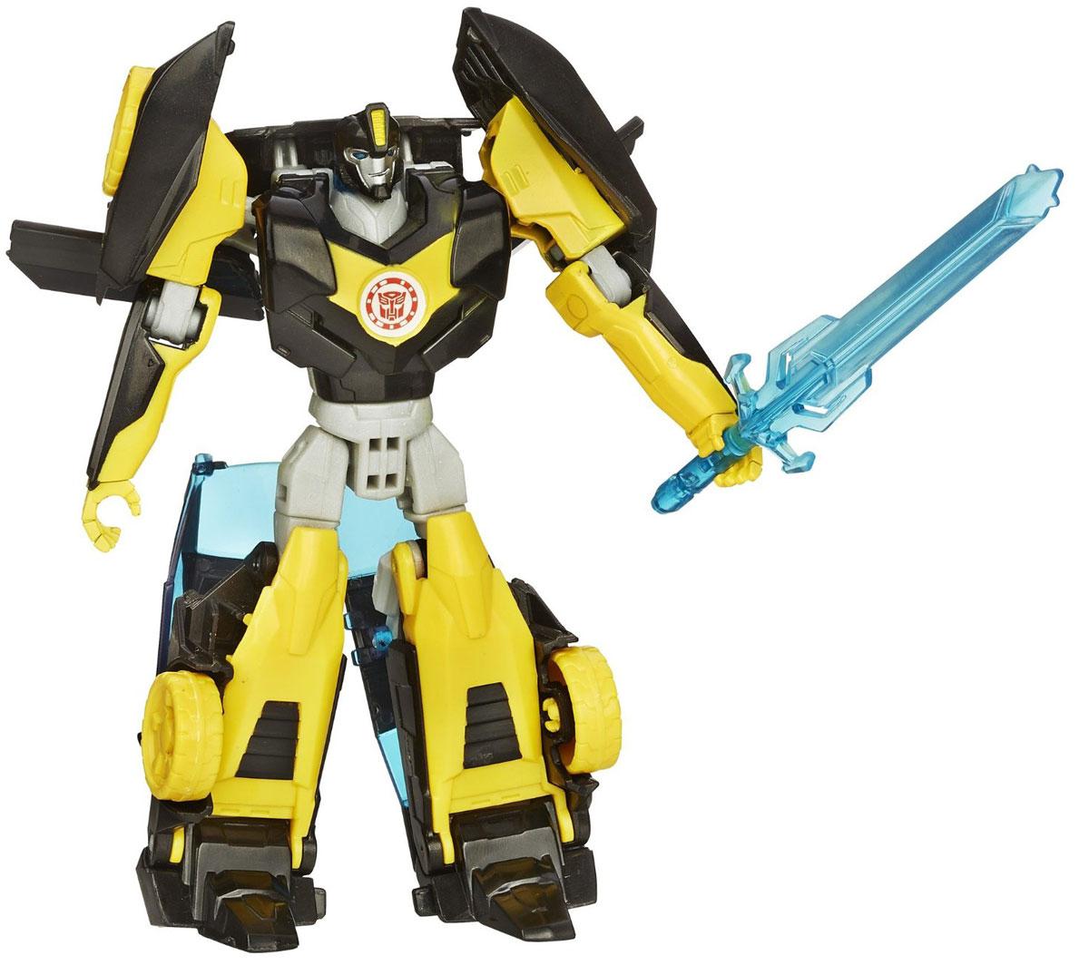 Transformers work