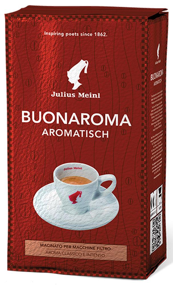 Фото Julius Meinl Венский завтрак Ароматный кофе молотый, 250 г. Купить  в РФ