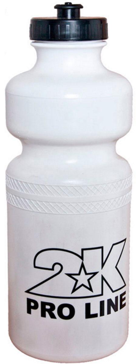 """Фото Бутылка для воды """"2K Sport"""", цвет: белый, 1 л. Купить  в РФ"""