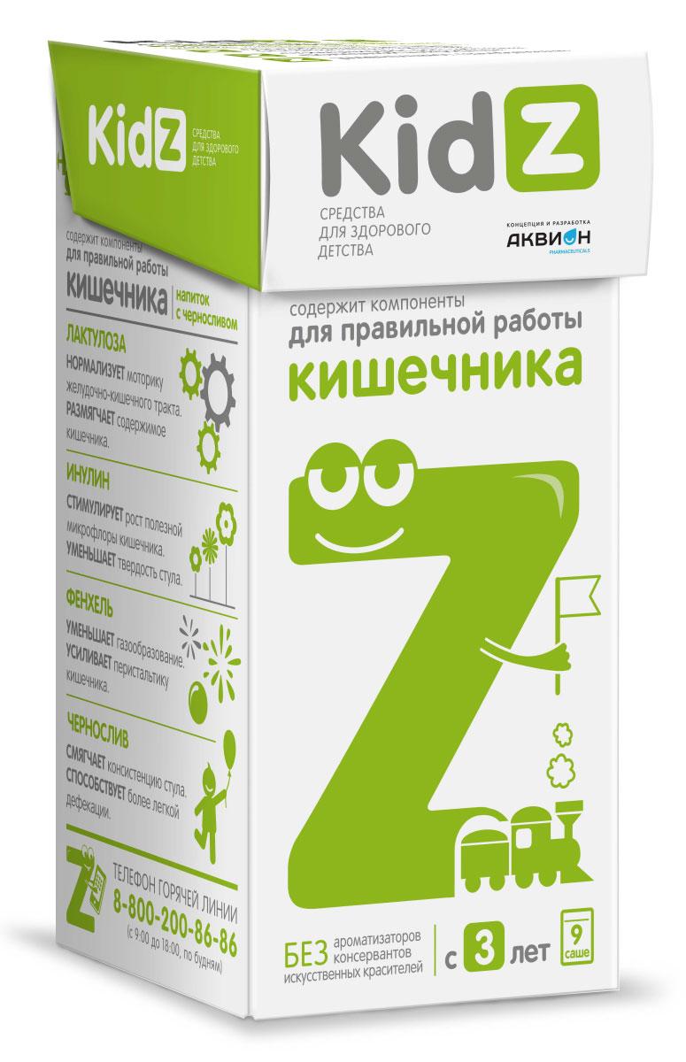 """Фото Напиток """"KidZ"""", №9, саше, с черносливом. Купить  в РФ"""
