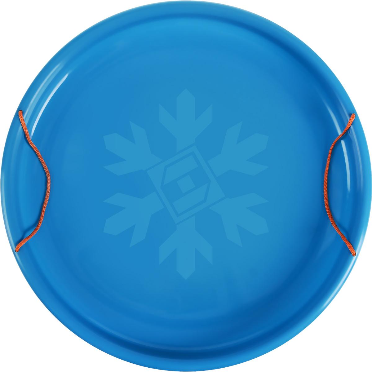 "Фото Санки-ледянки Престиж ""Экстрим"", цвет: голубой, диаметр 53 см. Купить  в РФ"