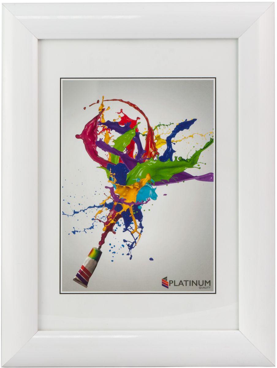 """Фото Фоторамка Platinum """"Аркола"""", цвет: белый, 15 x 21 см. JW2-012. Купить  в РФ"""