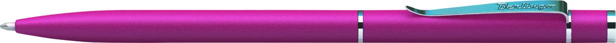 Фото Berlingo Ручка шариковая Golden Classic цвет корпуса розовый серебристый. Купить  в РФ