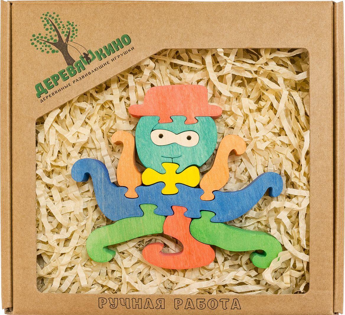 Фото Деревяшкино Пазл для малышей Осьминог. Купить  в РФ